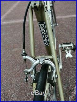 Vélo course Benotto, Campagnolo Super Record, Columbus