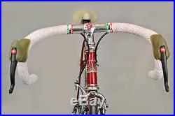 Vgc 1983 Somec Air Campagnolo Super Record Titanium Vintage Road Bike Cinelli