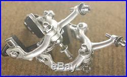 Vintage 1978 /'72 Campagnolo Nuovo / Super Record brakes brake calipers set
