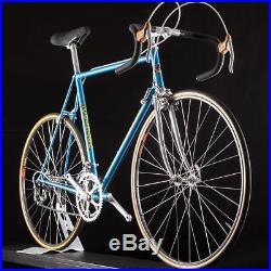 Vintage 1980 Colnago Super Size 58cm Campagnolo Super Record Restored Road Bike