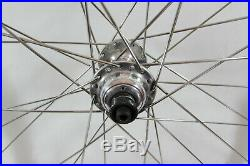 Vintage 70'S AMBROSIO SYNTHESIS CAMPAGNOLO SUPER RECORD WHEELS, Clement Condor