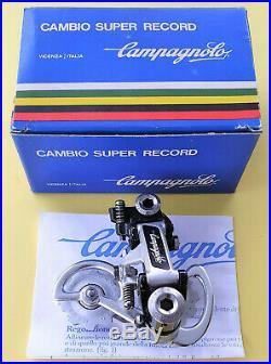 Vintage Campagnolo Super Record Rear Derailleur (NOS)