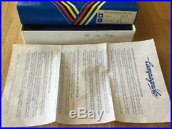 Vintage Campagnolo Super Record Track Crankset, Pista, 165mm, New Old Stock