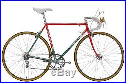 Vintage Eddy Merckx Corsa 7-Eleven Road Bike 53cm Steel Campagnolo Super Record