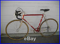 Vintage Eddy Merckx Professional Size 56 Pantograph Campagnolo Super Record TTT