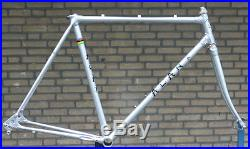 Vintage Italian Alan Super Record Sprint 1984 frame frameset (Campagnolo)