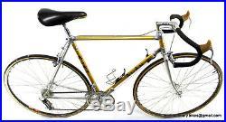 Vintage RACE BIKE ALAN SPRINT ERGAL CAMPAGNOLO SUPER RECORD COMPLETE 1985