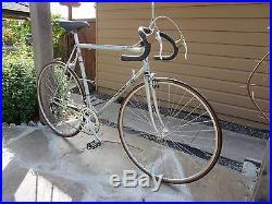 Vintage Rossin Record road bike 56cm Campagnolo Super Record Cinelli Colnago