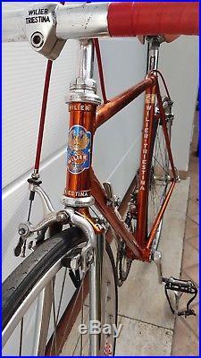 WILIER TRIESTINA RAMATA 1984 vintage italian road bike CAMPAGNOLO SUPER RECORD