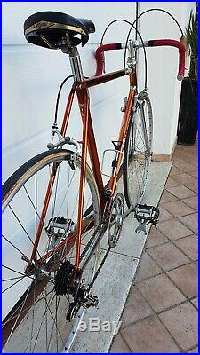 WILIER TRIESTINA RAMATA vintage italian steel road bike CAMPAGNOLO SUPER RECORD